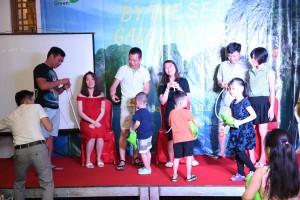 Thùy Dương Xanh tổ chức gala dinner tại đảo Cát Bà
